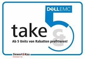 Satte Rabatte auf Dell EMC Produkte bei Siewert & Kau