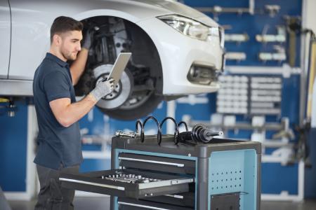 ZF Aftermarket bietet Werkstätten ein breites Portfolio an Ersatzteilen in OE-Qualität