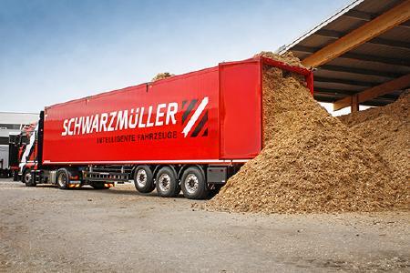 Die Schwarzmüller Gruppe ist einer der größten europäischen Anbieter für gezogene Nutzfahrzeuge. (Bildquelle: Schwarzmüller)