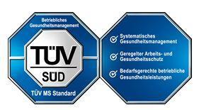 Commerzbank AG als erstes Unternehmen gemäß dem Corporate Health Standard zertifiziert