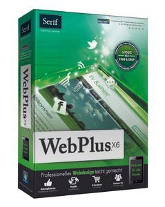 Kann auch Mobile Websites: Serif WebPlus X6