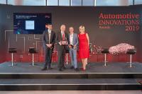 AutomotiveINNOVATIONS Award 2019 geht an intelligentes Türsystem von Continental