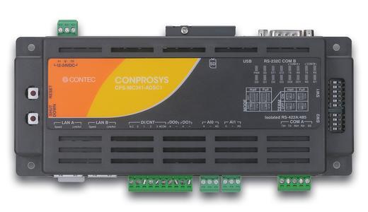 PLUG-IN stellt ihre aktuellen CONPROSYS M2M Cloud-fähigen Controller aus der CPS-MC341 Serie vor