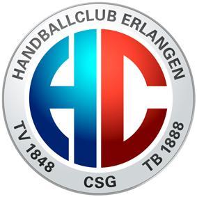 Handball Club Erlangen Logo