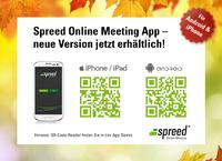 Mobile Online Meetings mit Spreed