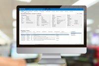 Büroorganisation strukturiert und einfach
