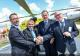 Aviation Minister Attends Handover of Airbus Helicopters H145 to Yorkshire Air Ambulance