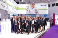 Jauch-Messeteam electronica 2018
