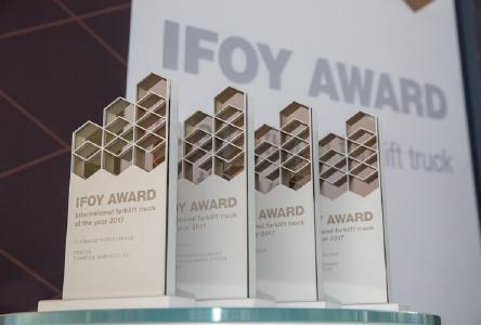 IFOY Award Ceremony 2017
