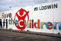 Logwin: Fun and entertainment at the nationwide family day while fundraising for Save the Children