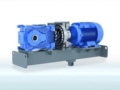 Die neue Industriegetriebe-Generation MAXXDRIVE® XT ist insbesondere für Bandförderanlagen in der Schüttgut- und Mineralienindustrie geeignet