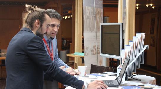 Rossmanith GmbH mit der QM-Software roXtra beim QM-Kongress 2017