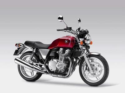 CB1100 – Hondas klassisches Naked Bike