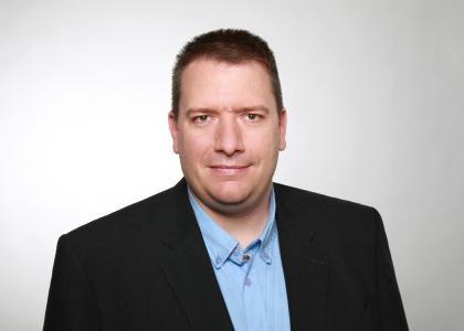 Sebastian Fillinger, Leiter technische Entwicklung und Geschäftsführer von AixConcept