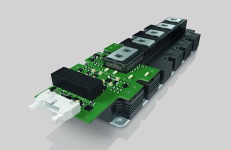 Efficient IGBT Gate Drive Without External Sensors