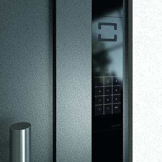 Schüco Touch Display – Code Tastatur