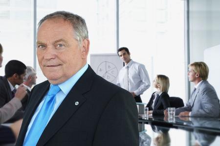 Dipl.-Ing. Burkhard Nöth, Produktionsberatung im Geschäftsfeld Industrie Consulting