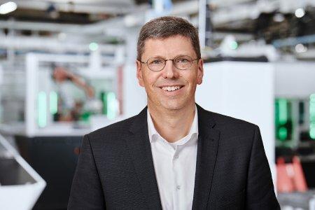 Volker Bibelhausen, Technologievorstand und Vorstandssprecher der Weidmüller Gruppe / Bildquelle: Weidmüller