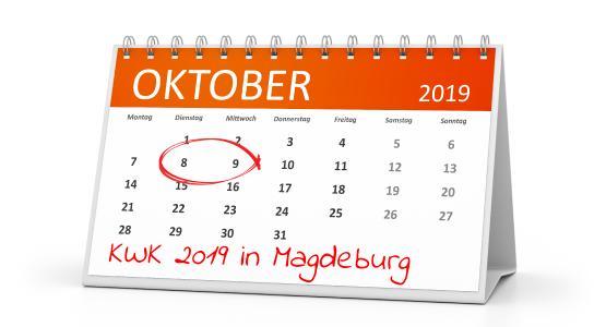 Am 08./09. Oktober 2019 findet das KWK-Branchentreffen und der KWK-Jahreskongress 2019 statt - dieses Jahr in Magdeburg (Bild: Fotolia)