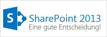 SharePoint 2013 - Jetzt unter www.sp2013.de informieren.