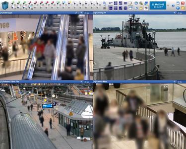 artec technologies bietet Überwachungssysteme, die z. B. in öffentlichen Gebäuden eine datenschutzkonforme Videoüberwachung erlauben / Foto: artec technologies AG, Diepholz