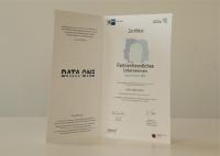 Zertifikat Familienfreundliches Unternehmen