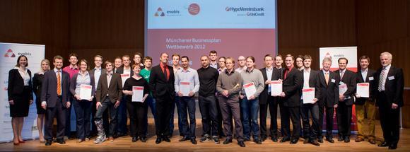 Münchener Businessplan Wettbewerb 2012