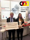 Standard parts improve the world: Transportable OP microscope receives the German Standard Parts Award 2017