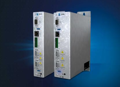 Die erste Variante des Frequenzumrichters SD4S hat SIEB & MEYER bereits vorgestellt, eine weitere Baugröße wird in Kürze marktfähig sein.