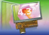 4.3 Zoll TFT Display