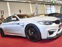 "Meet G-POWER live from 28.04. - 01.05. at the ""TUNING WORLD BODENSEE"""