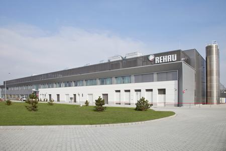 Officially inaugurated in October 2013, the REHAU plant in the Hungarian town of Györ has become a constant factor in the international manufacturing network of the automotive parts supplier REHAU since. A staff of about 280 employees is working here / Picture: REHAU