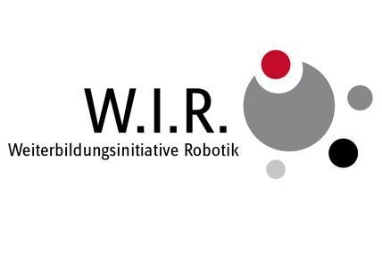Die Weiterbildungsinitiative Robotik bietet Qualifizierungsmaßnahmen für Branchen wie Logistik, Lebensmittelindustrie, Gesundheitswirtschaft, Windenergie und für die allgemeine Industrierobotik an.