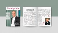 eurodata Vorstand Dr. Dirk Goldner im Interview mit IT Management