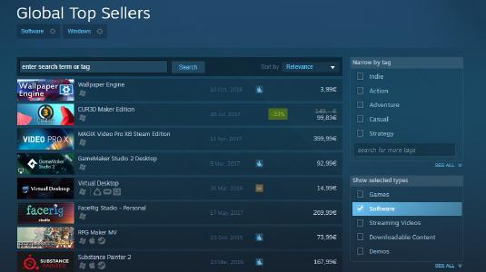 CUR3D Maker Edition: In den Steam Charts auf Platz 2