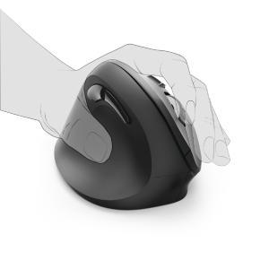 """Linkshändermaus """"EMC-500L"""" mit und ohne Kabel"""