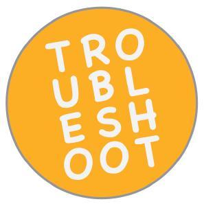 Troubleshooting - damit es wieder weiter geht