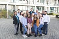 Foto IHK Redakteure Junge Wirtschaft 2019
