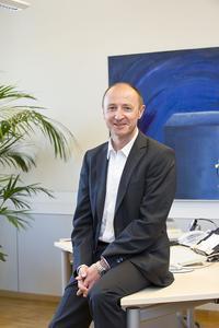 Robert Schuhmann, Geschäftsführer, FIS-ASP GmbH