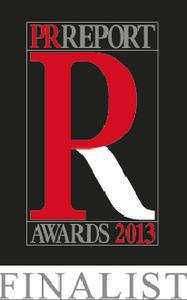 PR Report Awards 2013: Einreichung von ELEMENT C nominiert