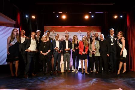 Preisverleihung LogiVisor Award 2019