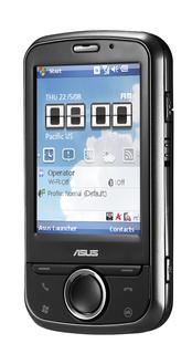 ASUS P320 Touchscreen GPS Phone: 105 Gramm Fashion und Funktion