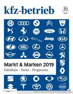 Strategien und Entwicklungen der Automarken in Deutschland, Foto: »kfz-betrieb«