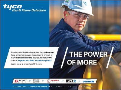 Tyco stellt neue Marke für Gas- und Brandwarnung vor