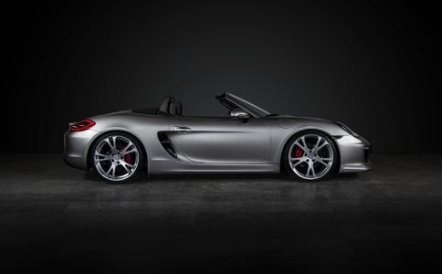 TECHART Individualisierung für den Porsche Boxster