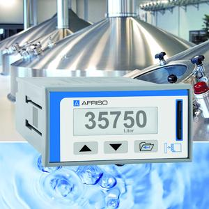 The new AFRISO data logger with display DL 10 is designed for displaying and storing up to four independent analogue measured values. All configuration data can be read, modified and archived via a PC. (Photograph: AFRISO)