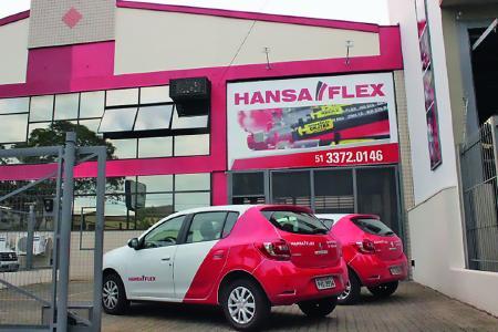 HANSA-FLEX Niederlassung Porto Alegre