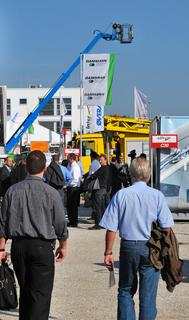 inter airport Europe 2011 opens its doors in Munich: