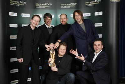Deutscher Entwicklerpreis 2009  Die Gewinner