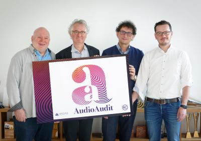 GROVES und REINSCLASSEN starten Audio Audit